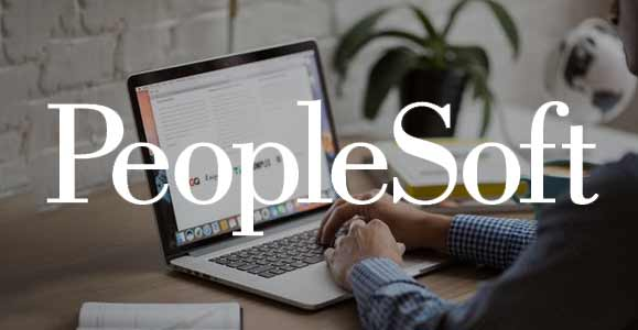 PeopleSoft Users List - InfoDepots